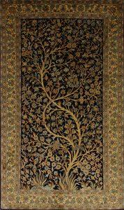 Kaschmir Seide, Lebensbaum
