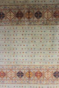 Khurgin, extrafein, Wolle auf Baumwolle