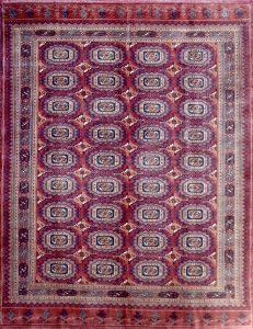Nimbaft,-Bouchara-Muster,-Wolle