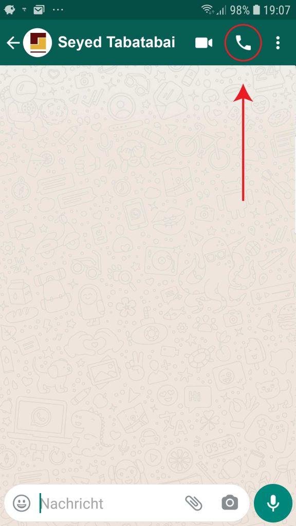 WhatsApp-Tel